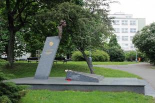 Pomník Miladě Horákové a obětem padesátých let minulého století