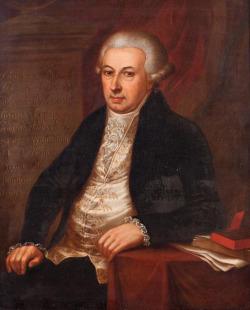Jan Jindřich Neuber (1800–1804)