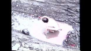 Meteo Body Painting