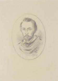Podobizna K. H. Máchy